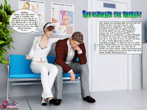 3d cartoon sex. Shemale 3D Comics.