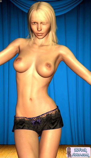 Porno 3d. Kimmy topless.