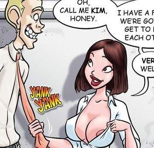 Sex comix richard talk