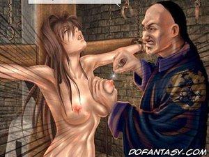 Bondage toons chinese perverts