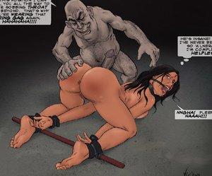 Adult bondage comics gonna