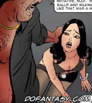 Fetish cartoons slave girls