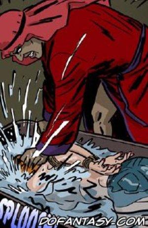 Horror comics arabian master