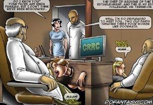 Bondage comics wait noi