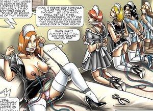 Slave girls high heels
