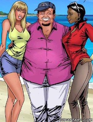 Slave girl comics charming