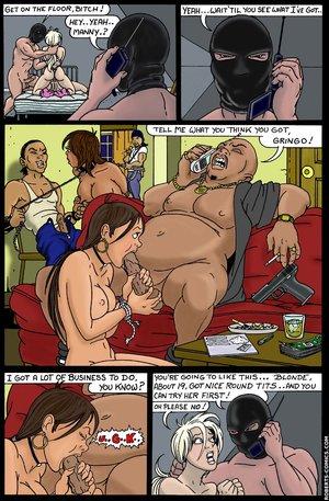 Free bdsm comics yorre