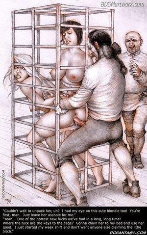 Free bdsm comics slave
