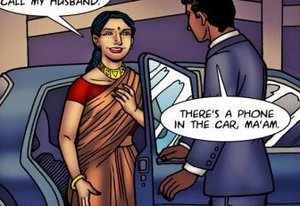 Demure Indian feels shy when getting attention