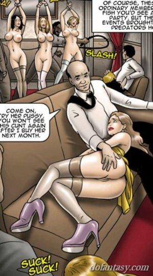 Comics bdsm Violent Sex