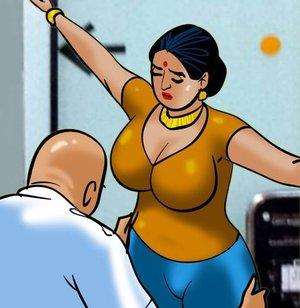 Comic Indian Porn