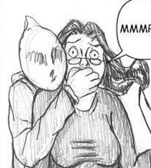 Horny boy shocks his bootylicious educator