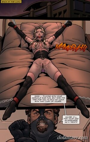 Master bound slave milk