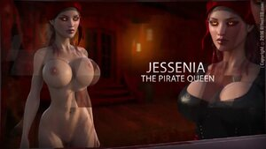 3d henati pirate queen 3D sex game