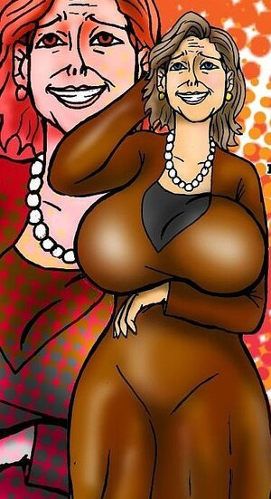 Seasoned women with big asses profiled