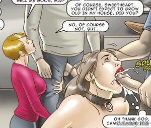 Perverted master runs depraved