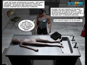 Morgue employee resurrects dead
