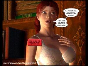 Busty lesbian wife seduces new friend