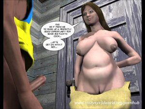 Redneck mom begs for black dick