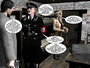Dangerious seduction of captain's wife