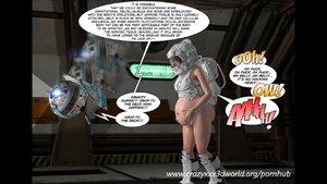 Space adventure for BBWs