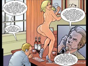 Naked ladies' surreal urban experiences