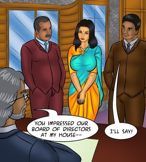 Modern Indian wife meets with photographer