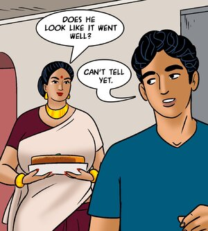 Indian husband comes home in a foul mood