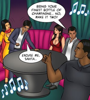 Jealousy erupts in an Indian nightclub