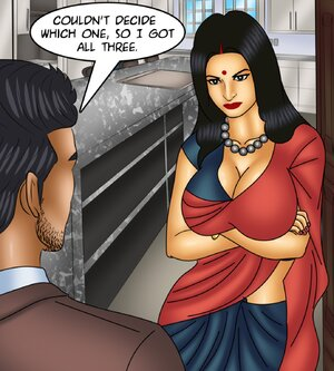Indian hopes to impress his chesty babe