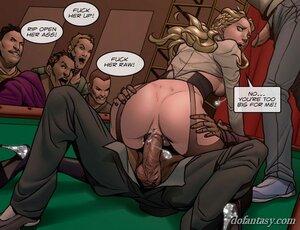 Slave dped pool balls