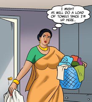 Indian interrupts guy's masturbation on the toilet