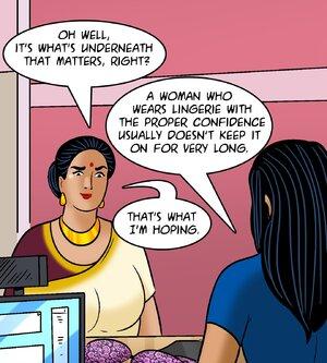 Indian BBW tries on skimpy lingerie