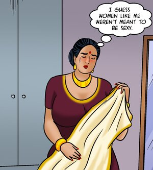 Big-assed Indian cries when lingerie doesn't fit
