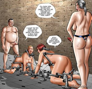 Perverted senior couples complex