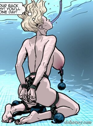 Anchor pussy lips slave