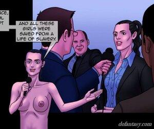 Naked big tis brunette