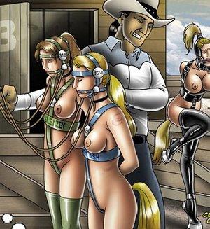 Poor bdsm art slave