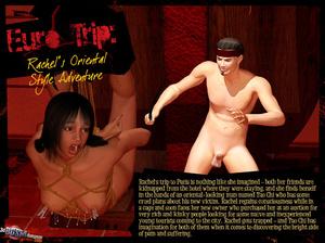 3d cartoon porn. 3D BDSM Dungeon.