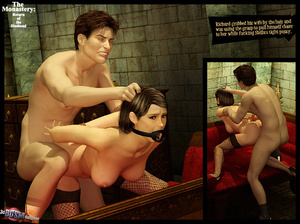 Adult 3d. 3D BDSM Dungeon.